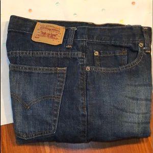 Levi's 505, 10 jeans